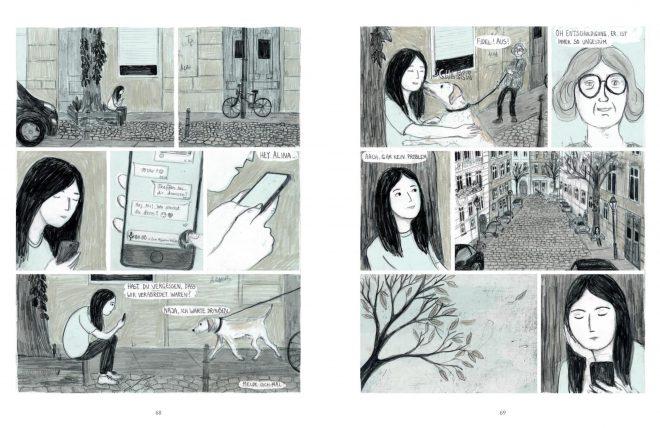 Drei Wege Leseprobe Seiten 68-69 (Selin)