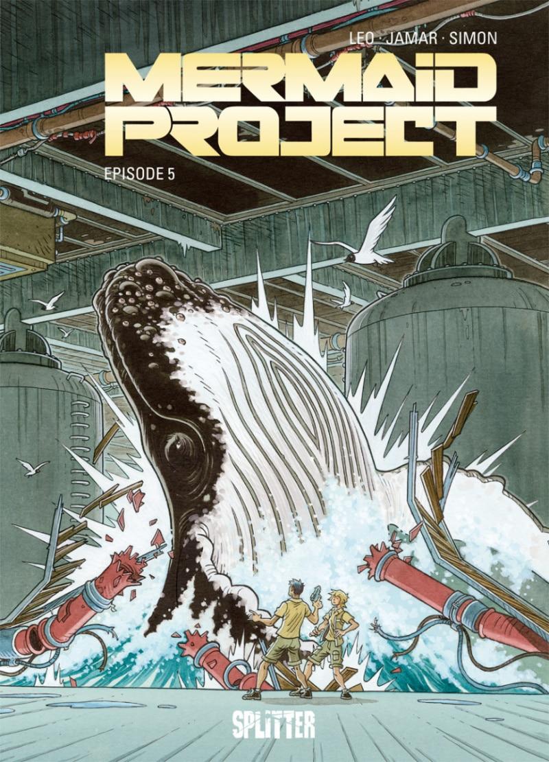 Cover zeigt einen Wal
