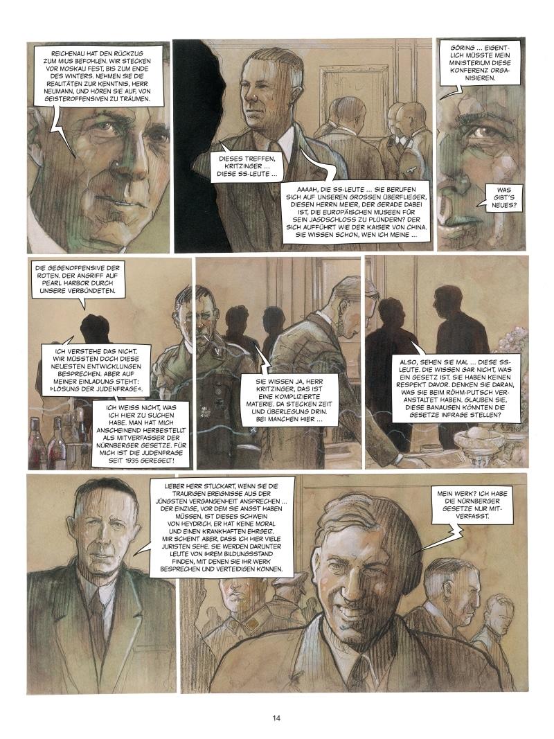 Wannsee Seite 14 Leseprobe