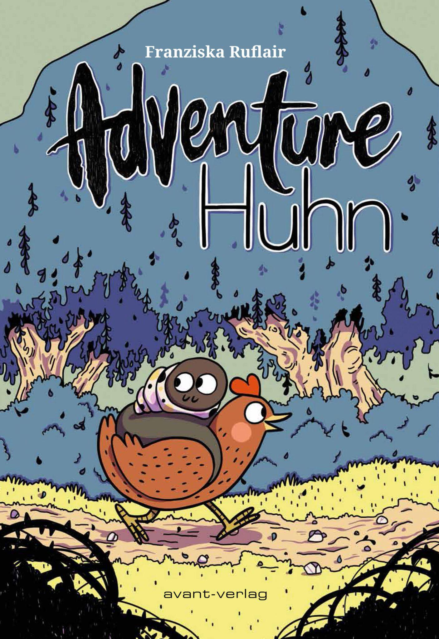 avant_AdventureHuhn_Cover