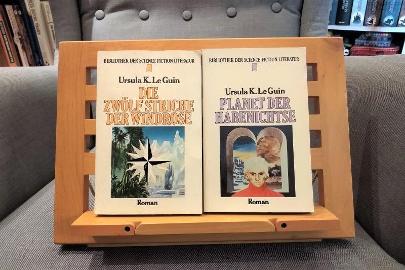 zwei romane von Ursula K. Le Guin