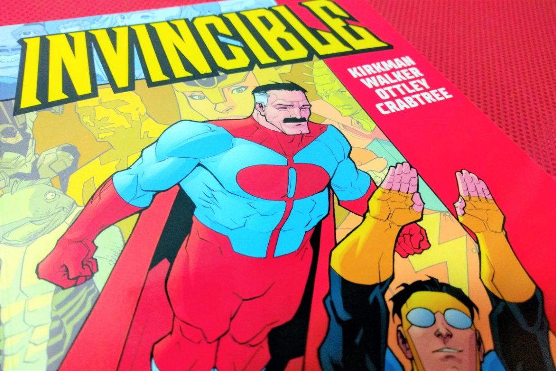 Cover zeigt einen fliegenden Superhelden