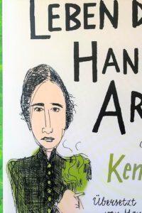 3Leben Hannah Arendt Titelbild