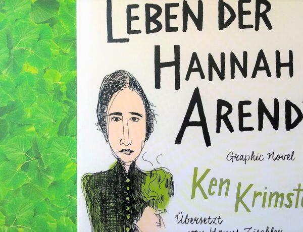 Cover vor grünem Blätterhintergrund